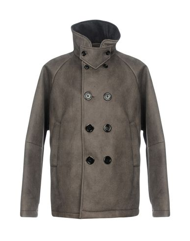 Фото - Мужское пальто или плащ PICKOUT серого цвета