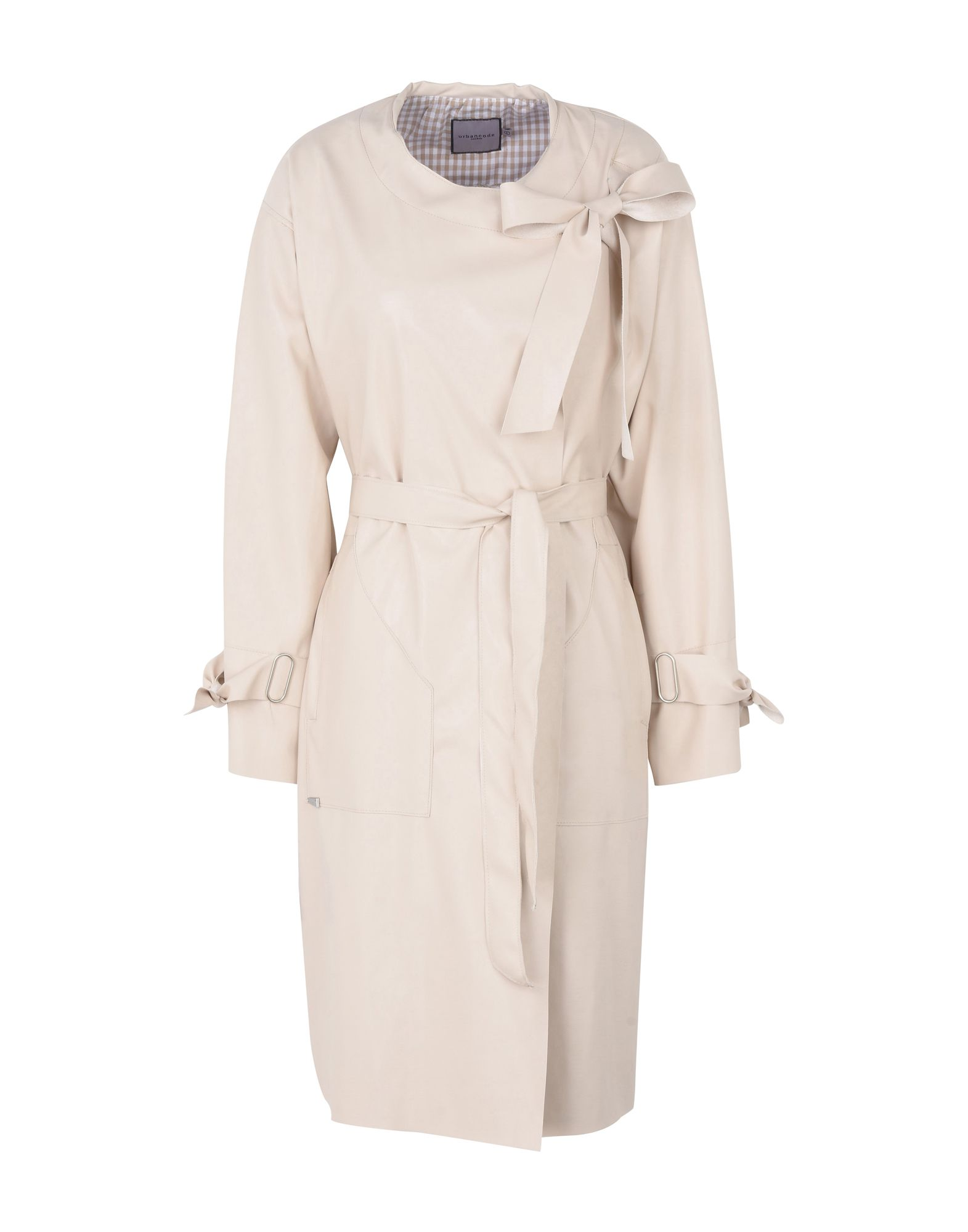 URBANCODE Overcoats in Beige