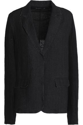 BAILEY 44 Slub linen blazer