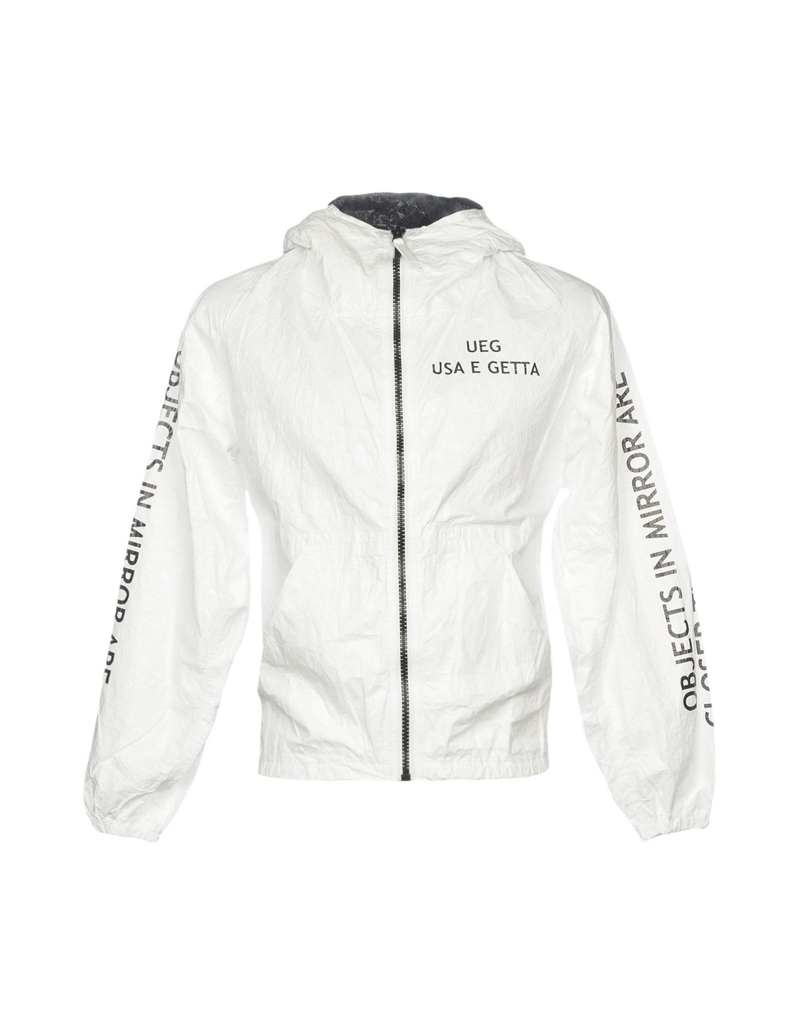 UEG Jacket in White