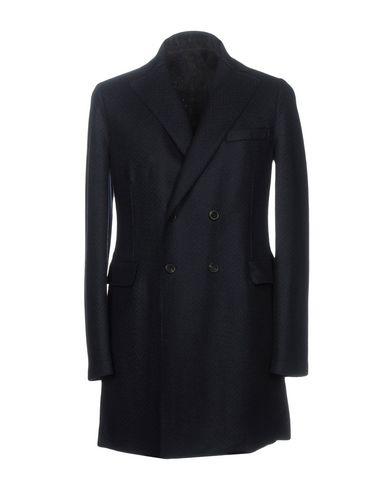 Blu scuro uomo HARRIS WHARF LONDON Cappotto uomo