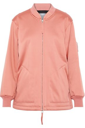 T by ALEXANDER WANG Oversized shell bomber jacket