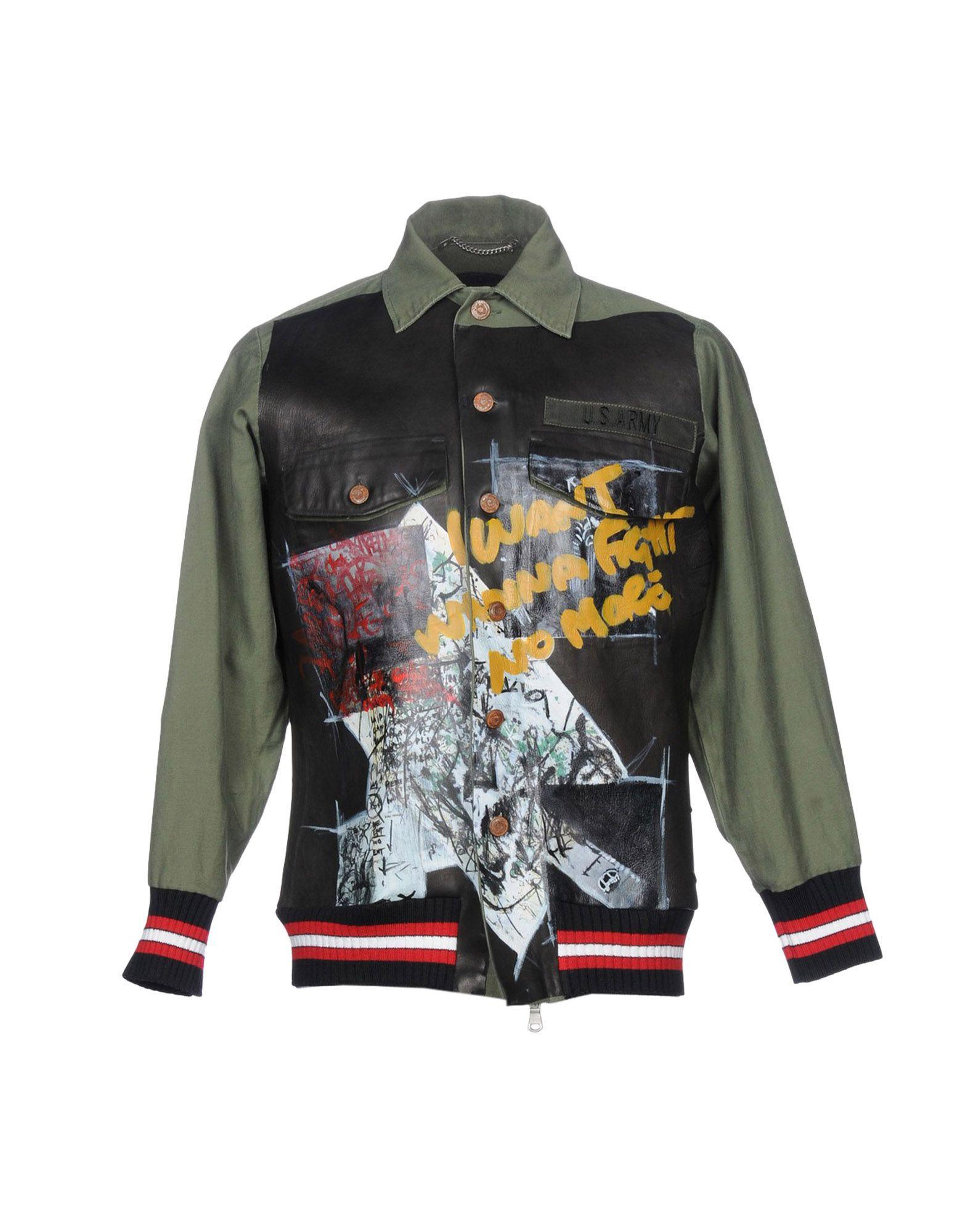 PIHAKAPI Jacket in Military Green