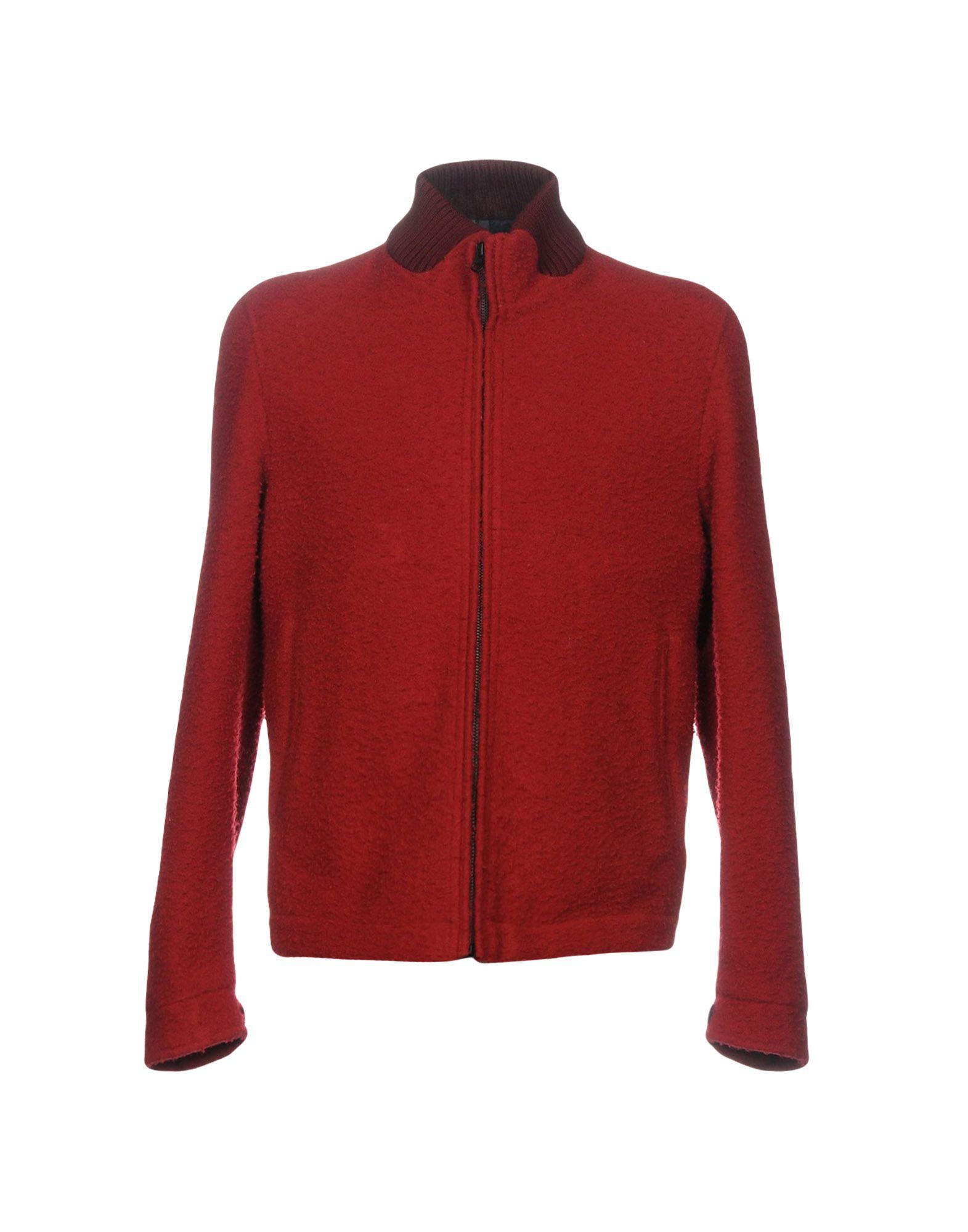 MONTEDORO Jacket in Red