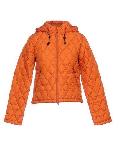 Купить Женский пуховик ASPESI оранжевого цвета