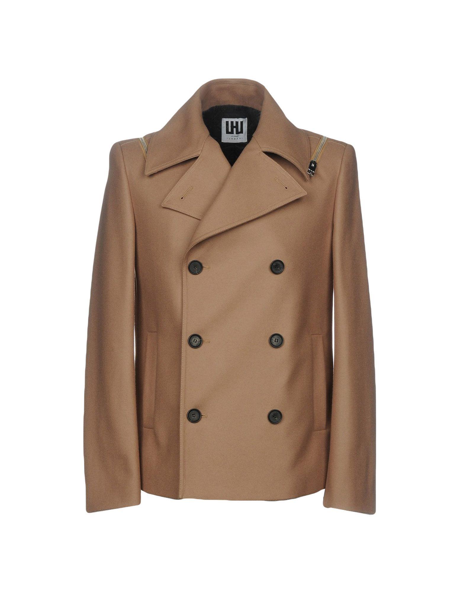 все цены на URBAN LES HOMMES Пальто онлайн