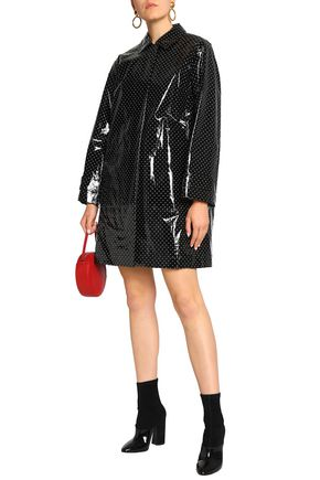 DOLCE & GABBANA Coated cotton rain coat
