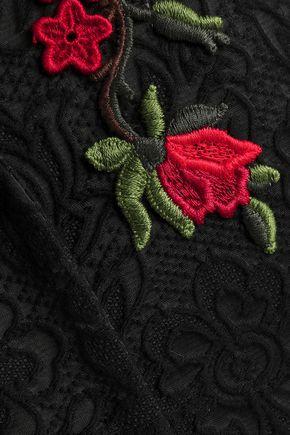 DOLCE & GABBANA Embroidered jacquard jacket