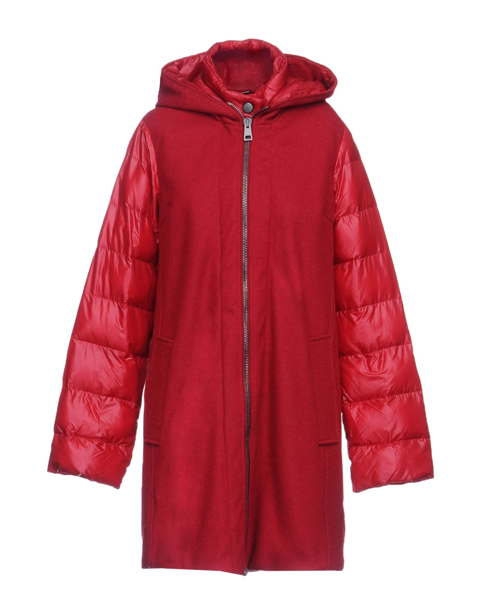 CAPOBIANCO Coat in Red