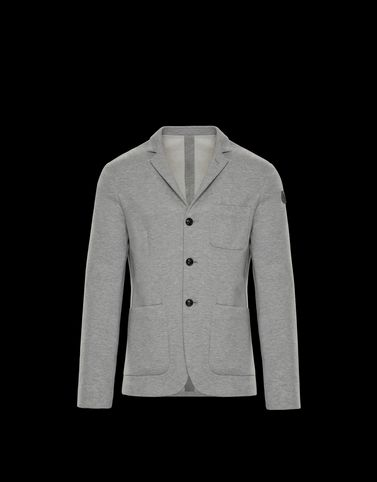 WIMEREUX Light grey Jackets