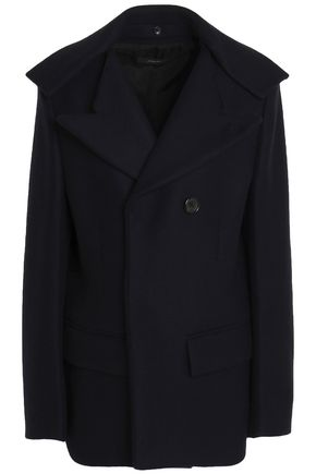JOSEPH Double-breasted wool-blend coat