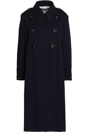 DOLCE & GABBANA Double-breasted cotton coat