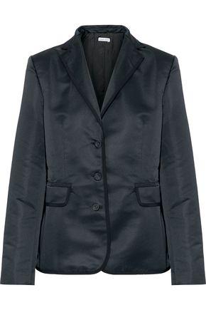 TOMAS MAIER Duchesse-satin blazer