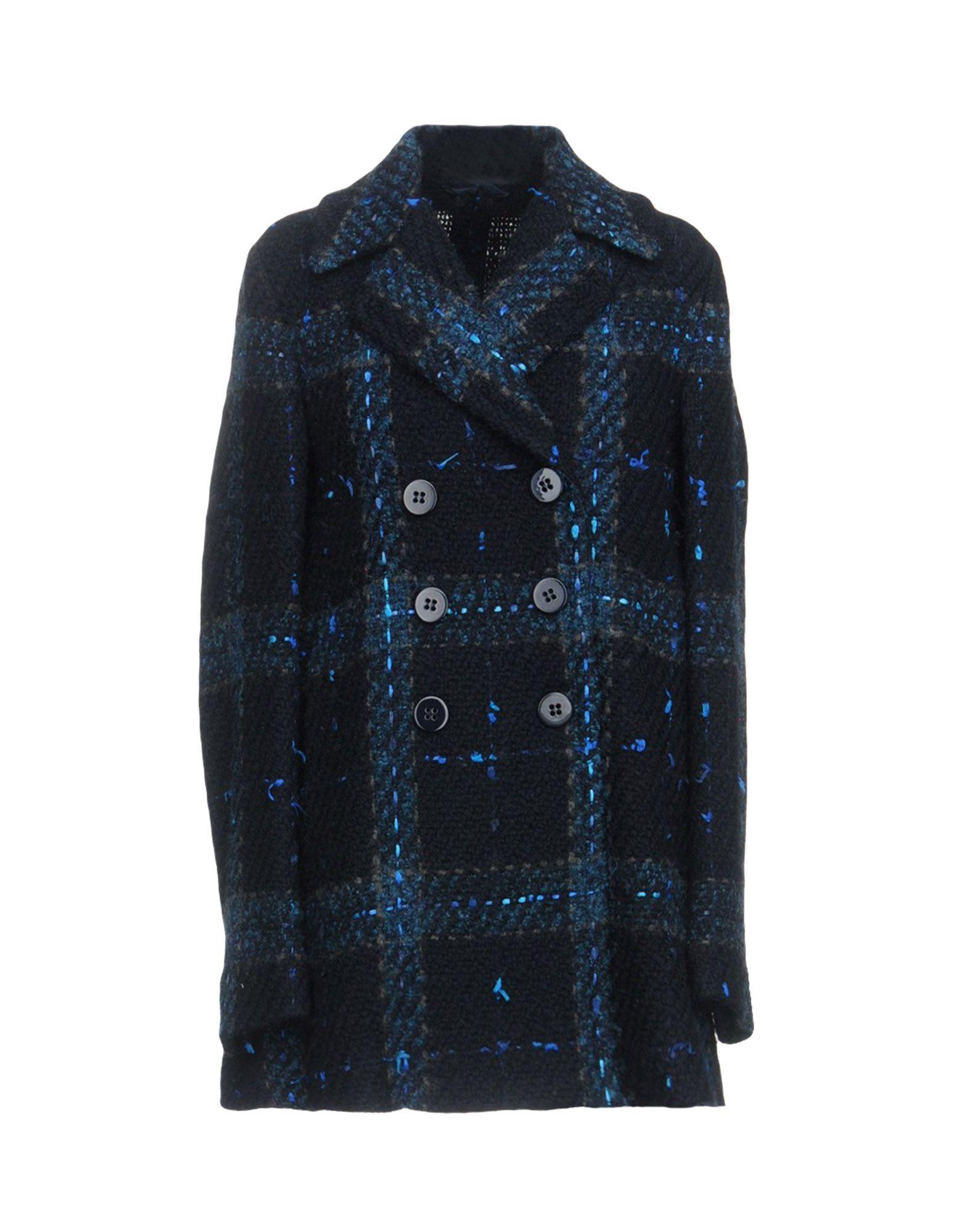 BLUE LES COPAINS Пальто