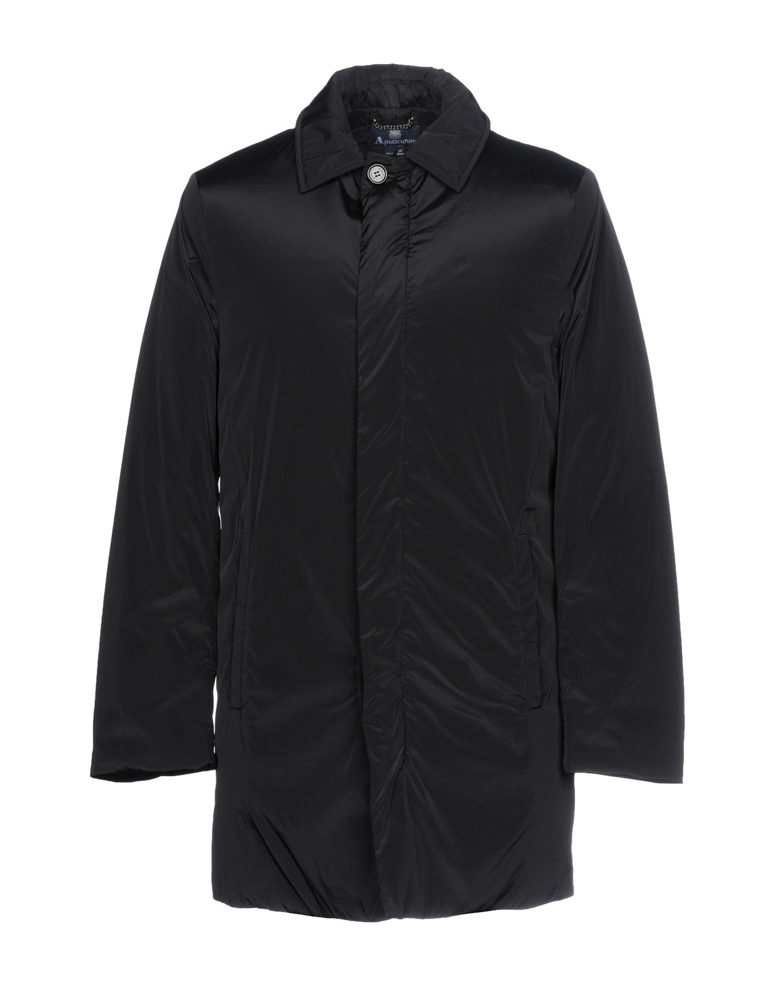 AQUASCUTUM Jacket in Black