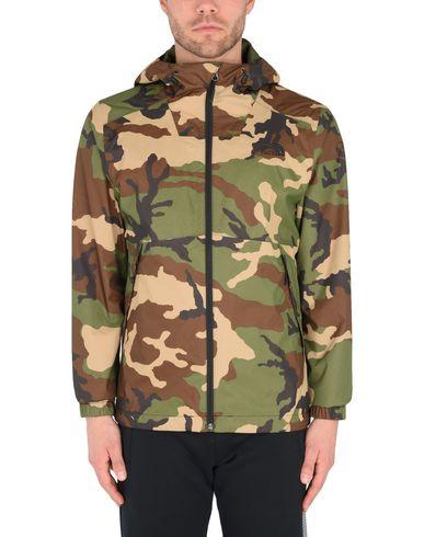 THE NORTH FACE Herren Jacke Militärgrün Größe S 100% Polyester