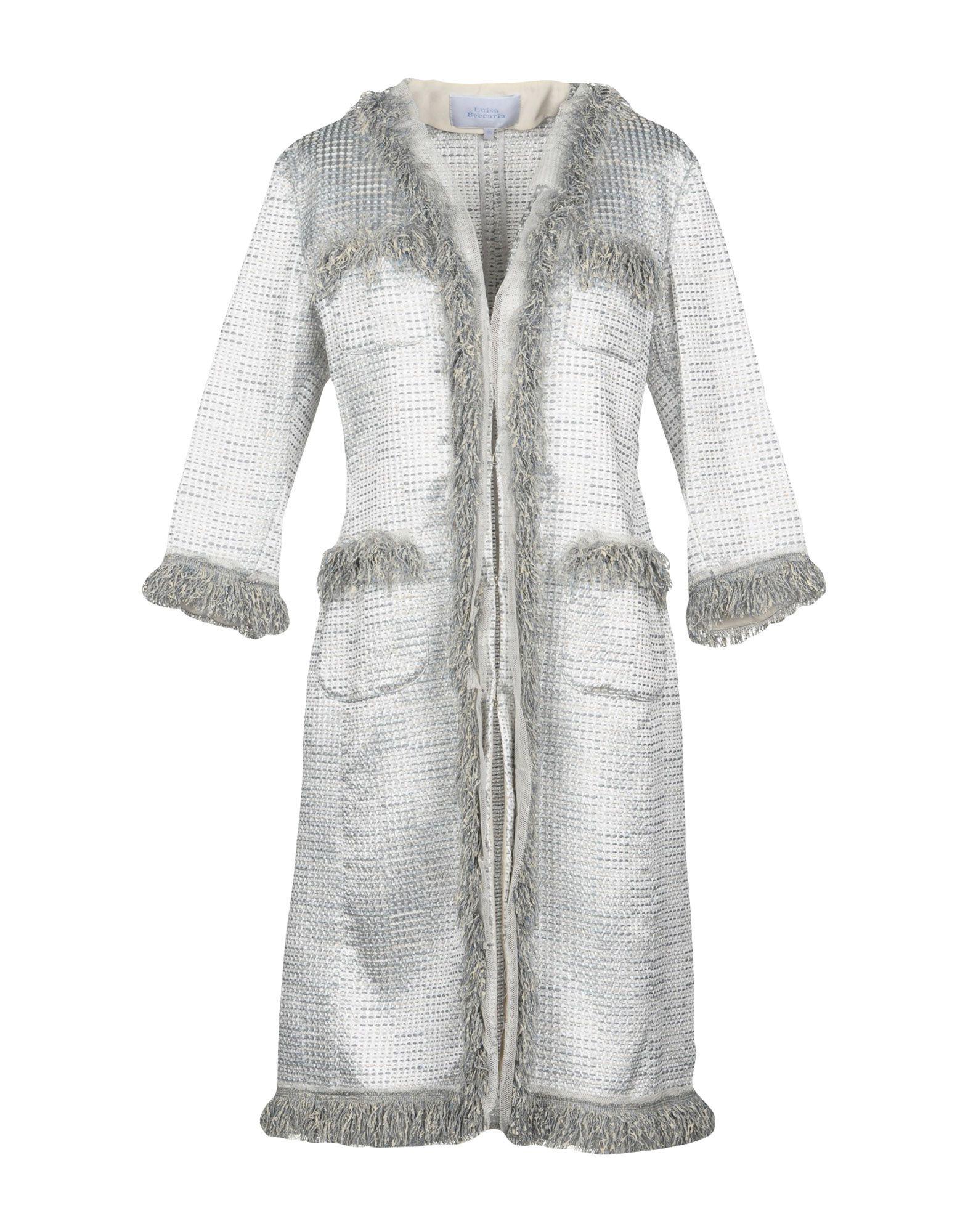 LUISA BECCARIA Легкое пальто болеро luisa spagnoli одежда повседневная на каждый день