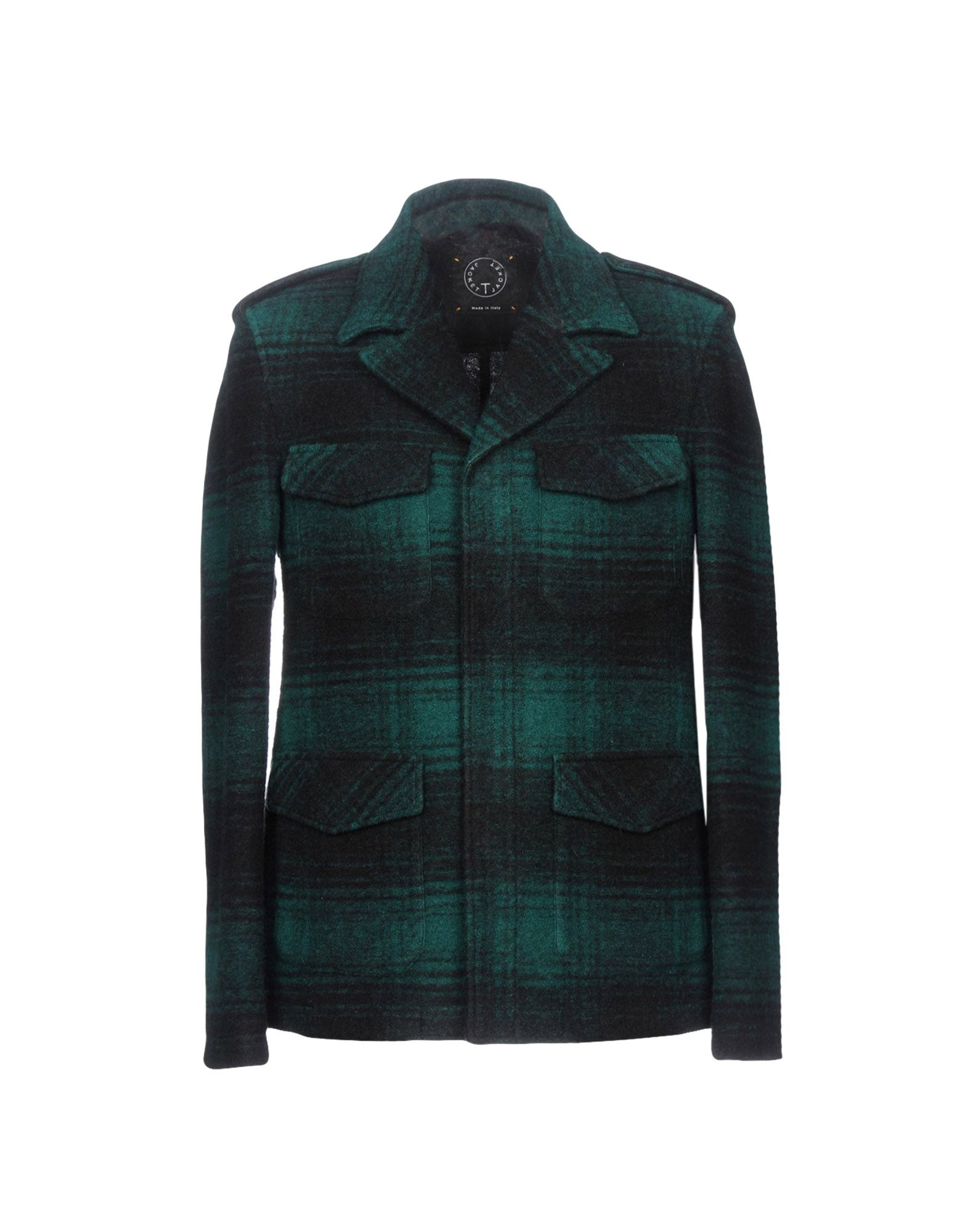 T-JACKET Jacket in Dark Green