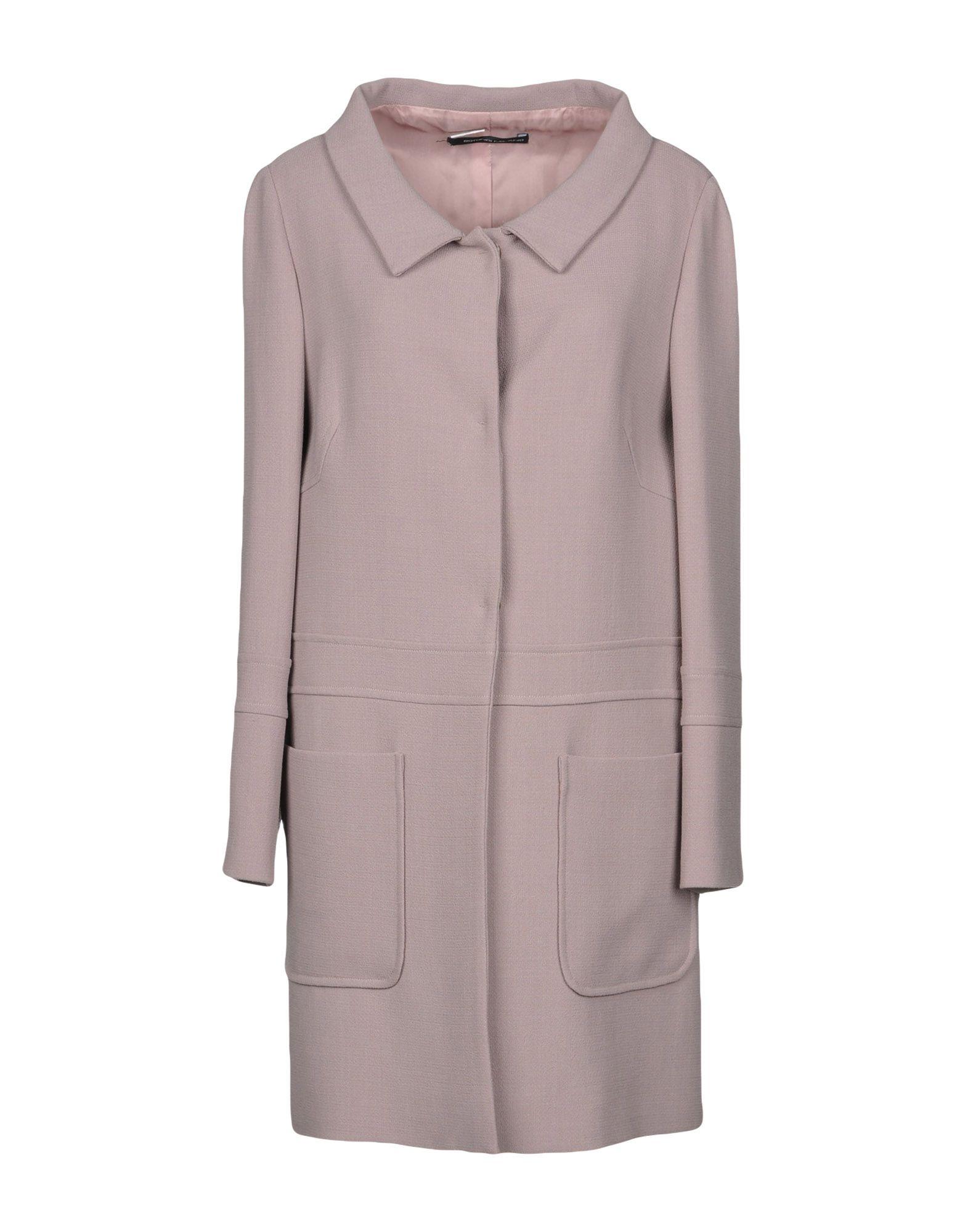 BOTONDI MILANO Легкое пальто botondi milano платье до колена
