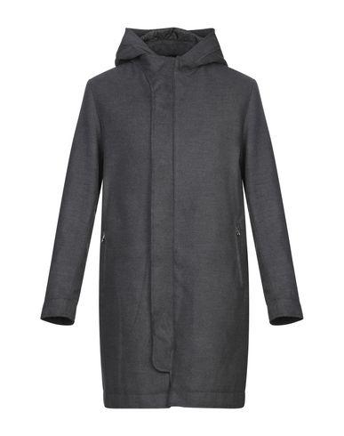 Купить Мужское пальто или плащ MACCHIA J свинцово-серого цвета