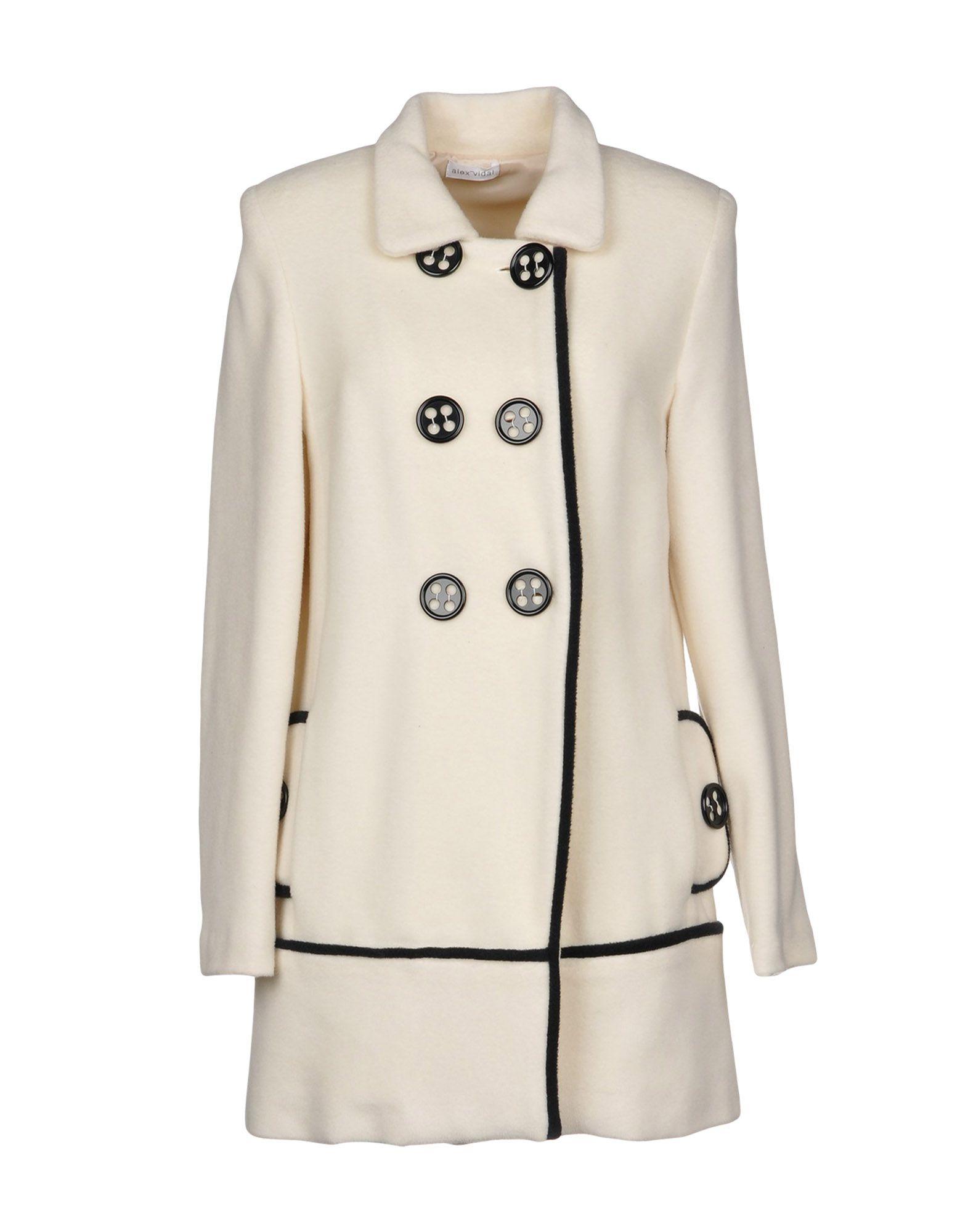 ALEX VIDAL Пальто цена