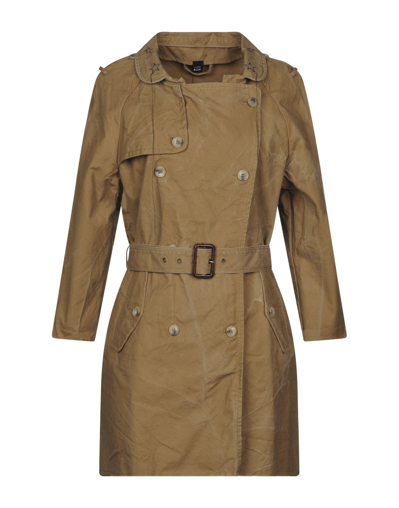 MPD BOX Легкое пальто