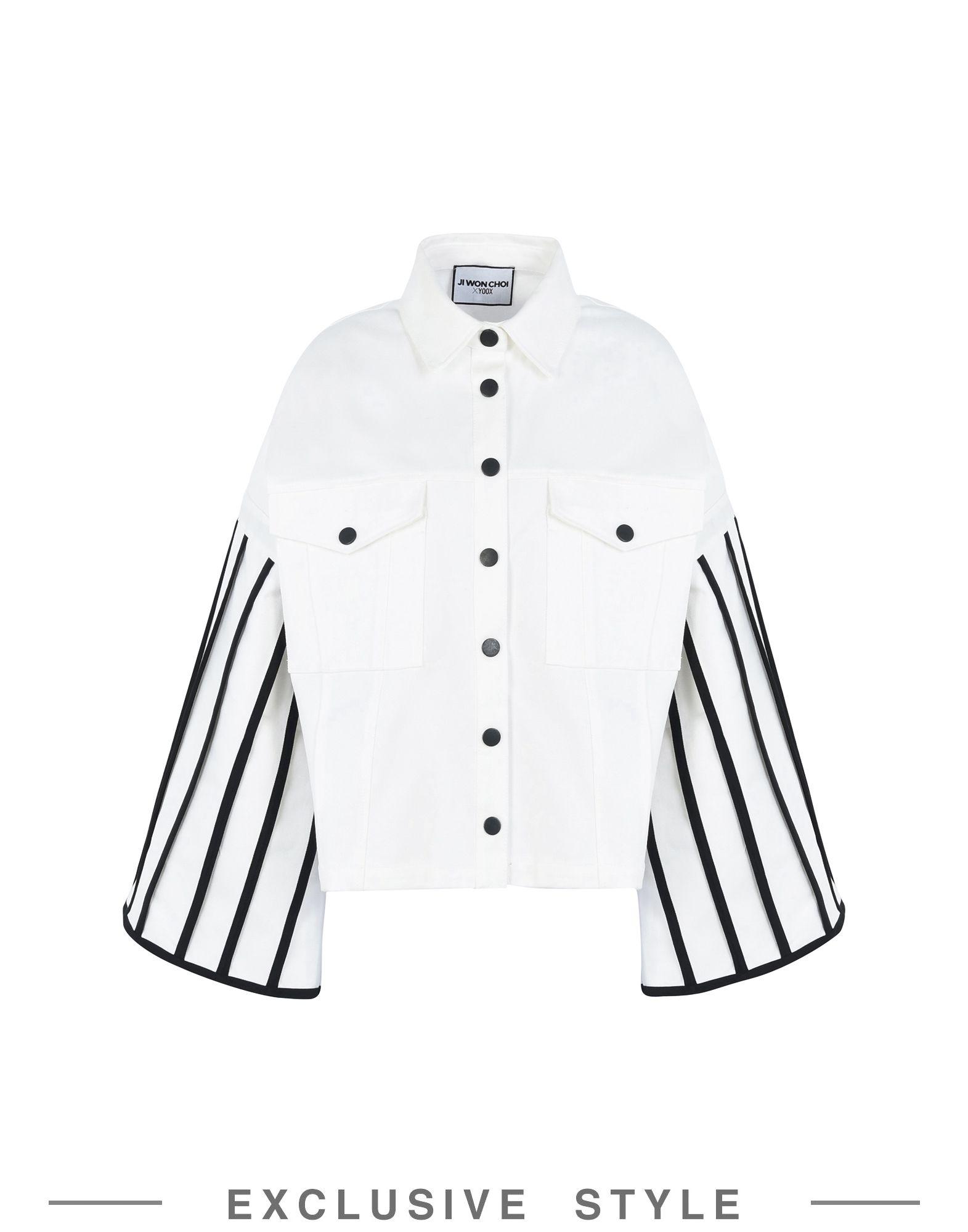 купить JI WON CHOI x YOOX Куртка дешево