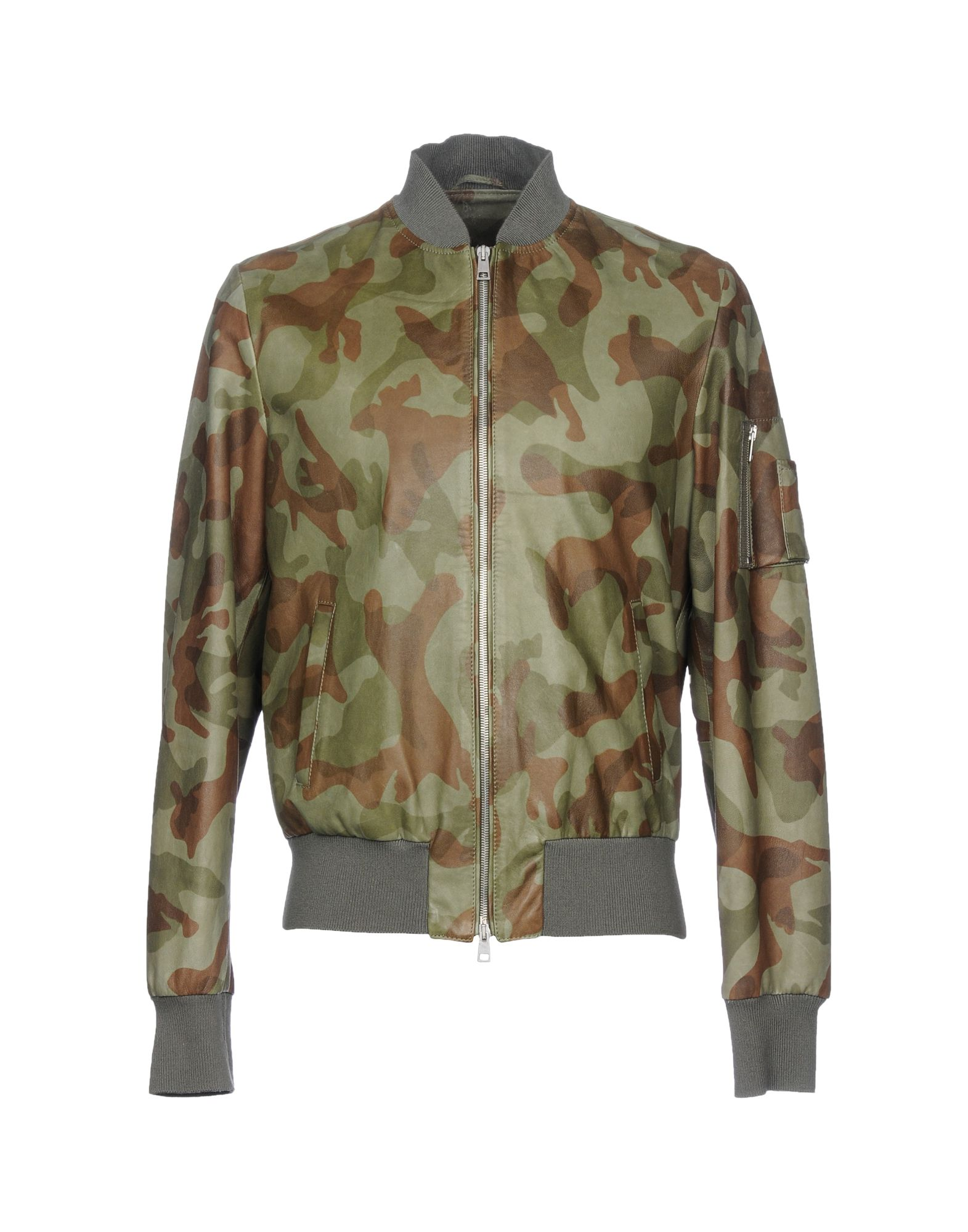 MPD BOX Bomber in Military Green