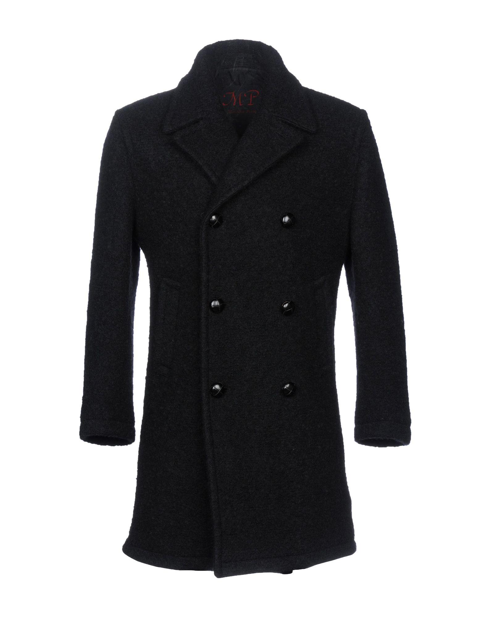 MP MASSIMO PIOMBO Пальто пальто