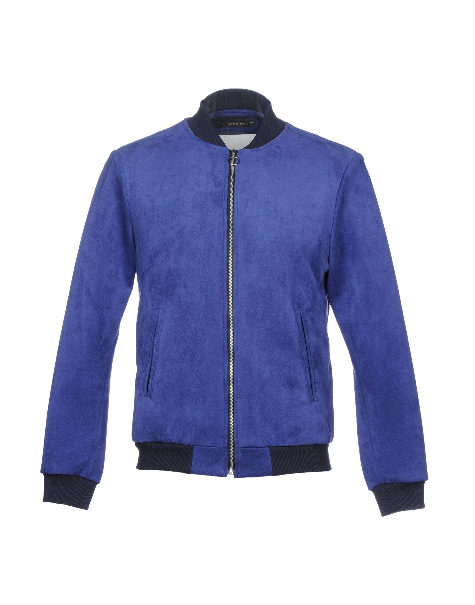 HIRO KIM Куртка замшевая куртка