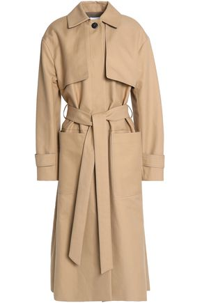 VILSHENKO Cotton trench coat