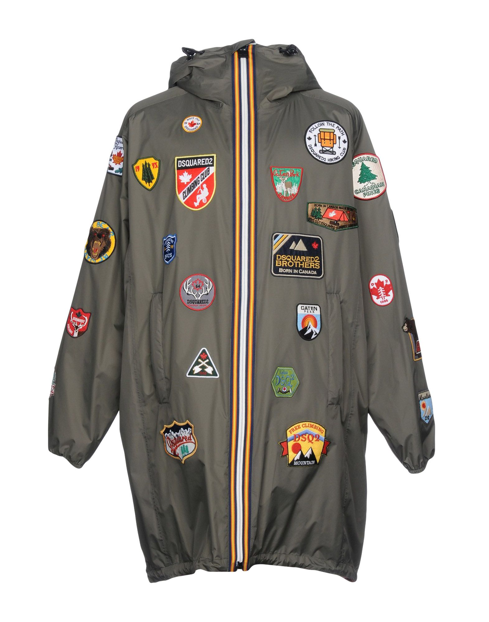 DSQUARED2 x K-WAY Куртка kappa x k way куртка