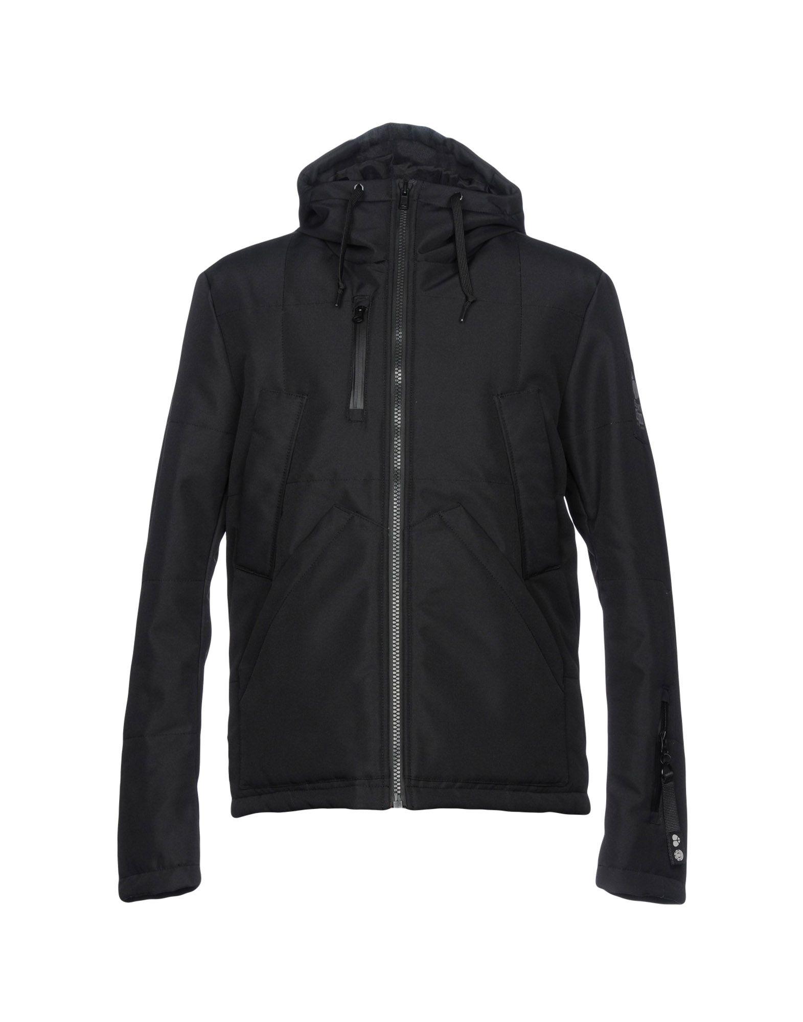 ELEMENT Куртка куртка зимняя element plymouth print f2 cacao