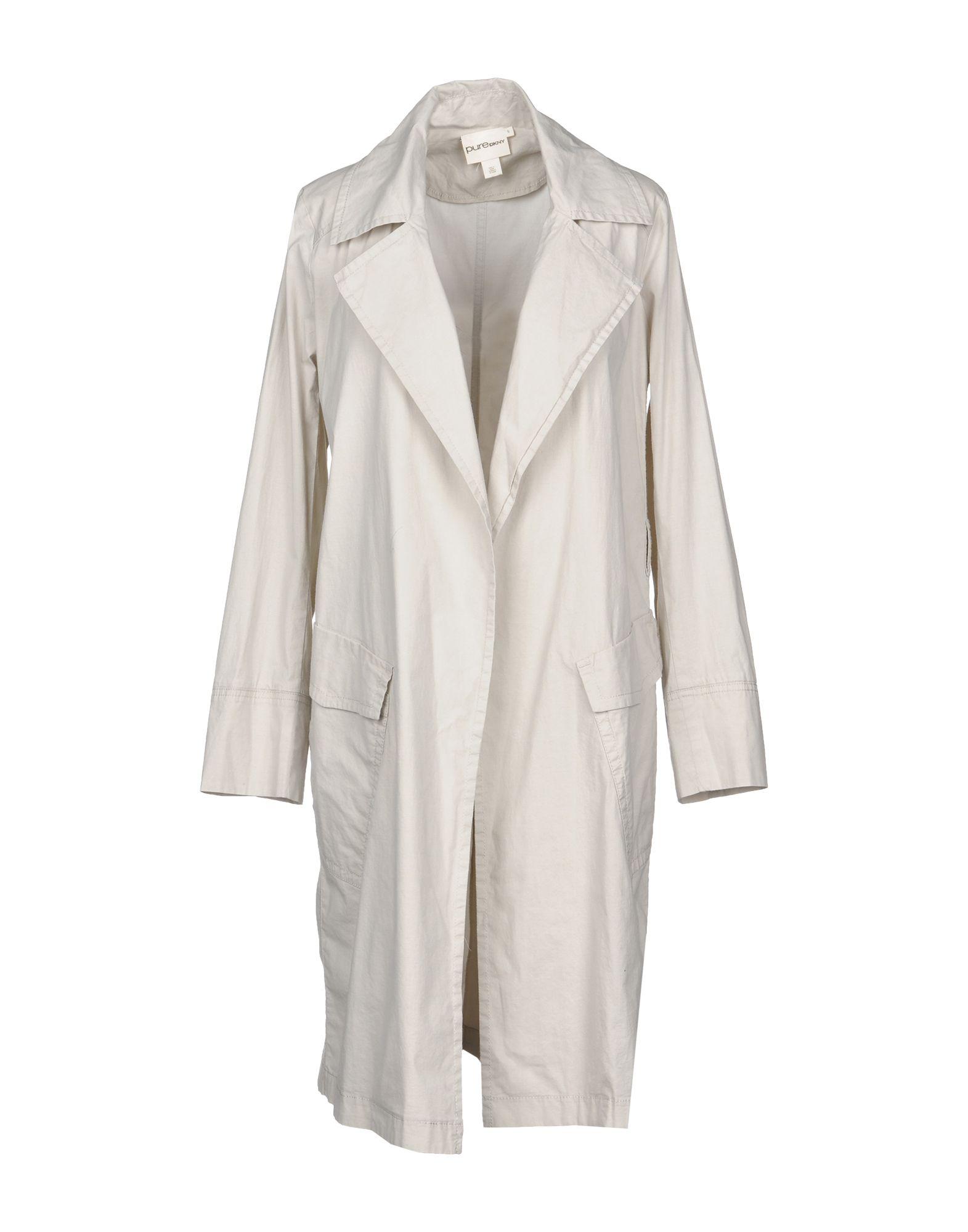 где купить DKNY Легкое пальто по лучшей цене