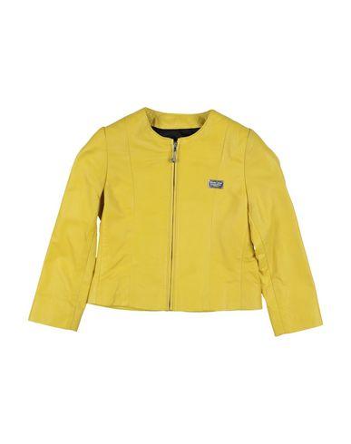 Фото - Куртку желтого цвета