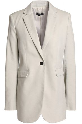 JOSEPH Laurent linen-blend blazer