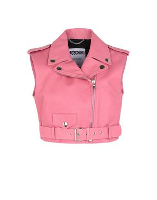 Vests in Pink