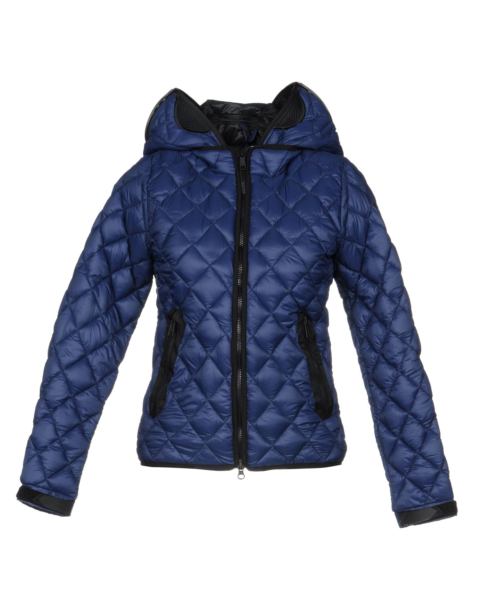 AI RIDERS ON THE STORM Synthetic Padding in Dark Blue