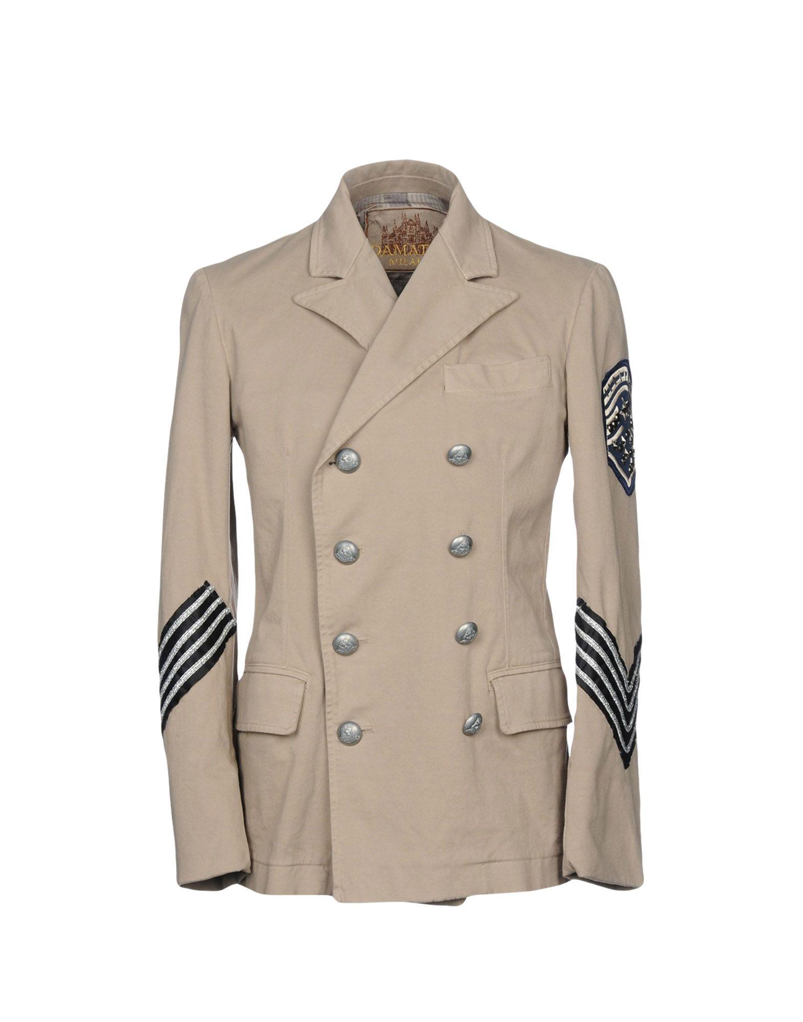 DAMATRA' Легкое пальто пальто