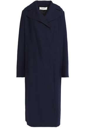 Wool Canvas Coat by Marni