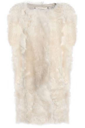 MARNI Shearling vest