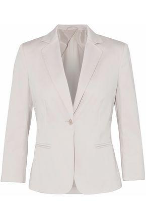 MAX MARA Micaela cotton-blend blazer