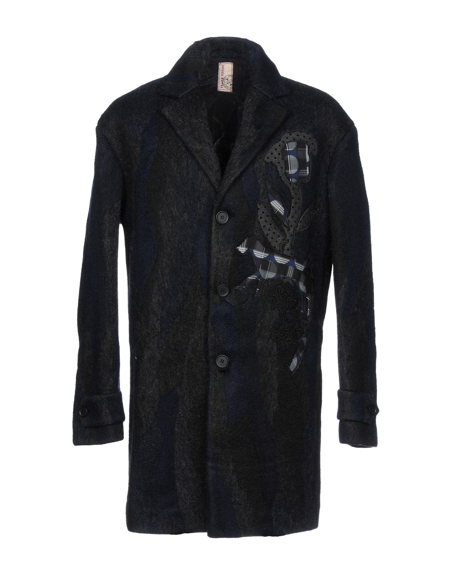 LABORATORIO BY ANTONIO MARRAS Пальто laboratorio by antonio marras легкое пальто