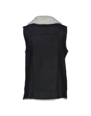 Фото 2 - Женскую куртку ELEVENTY черного цвета