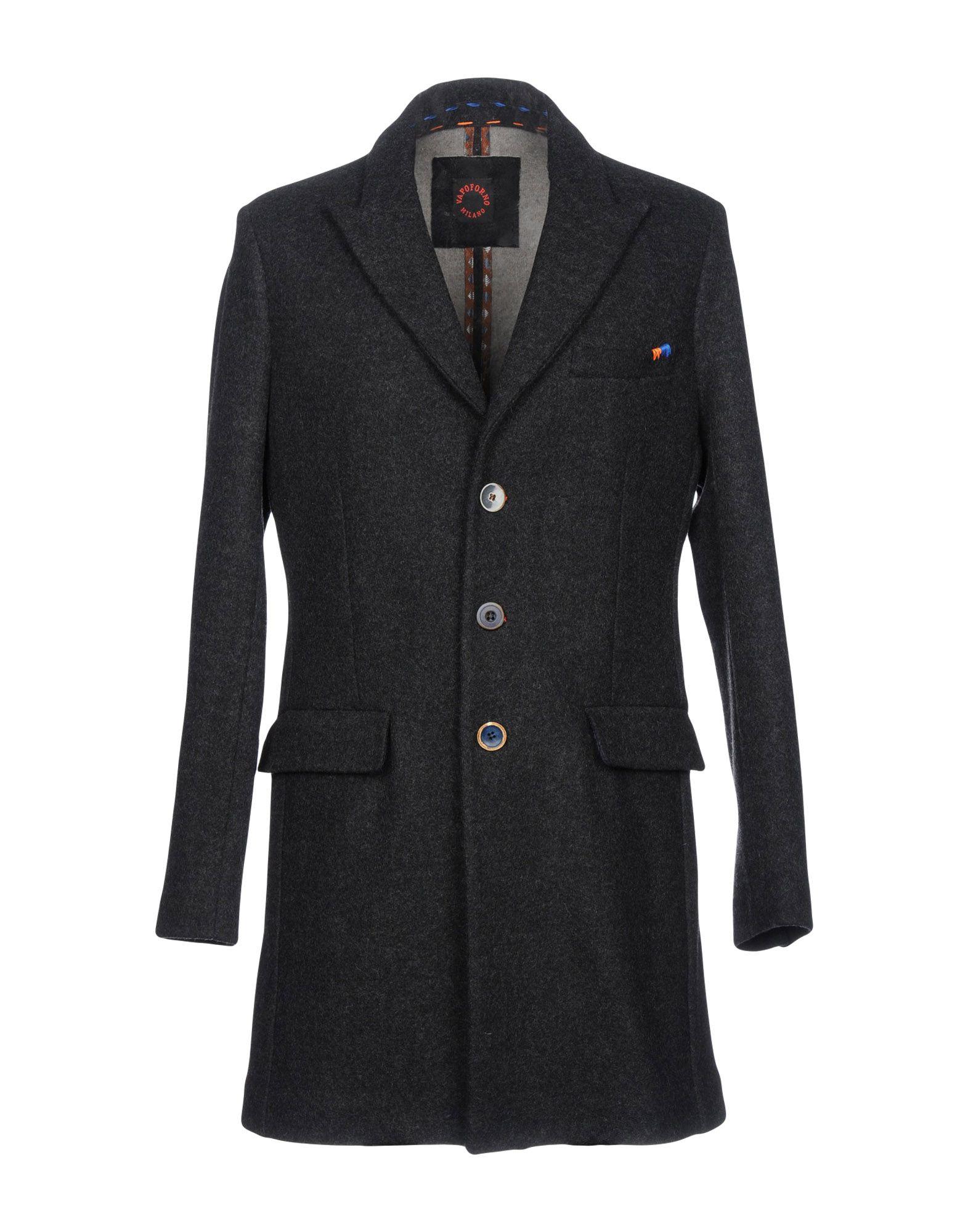 VAPOFORNO MILANO Пальто vapoforno milano куртка