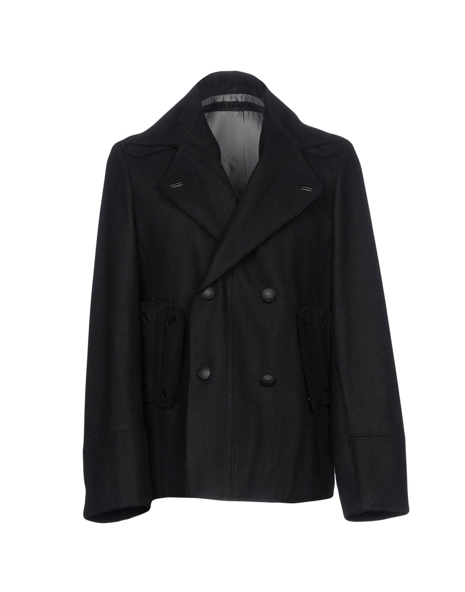 KARL LAGERFELD Пальто пальто