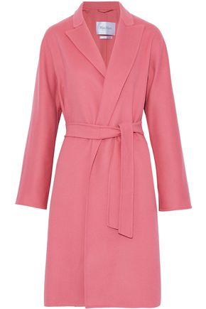 MAX MARA Nancy wool and angora-blend coat