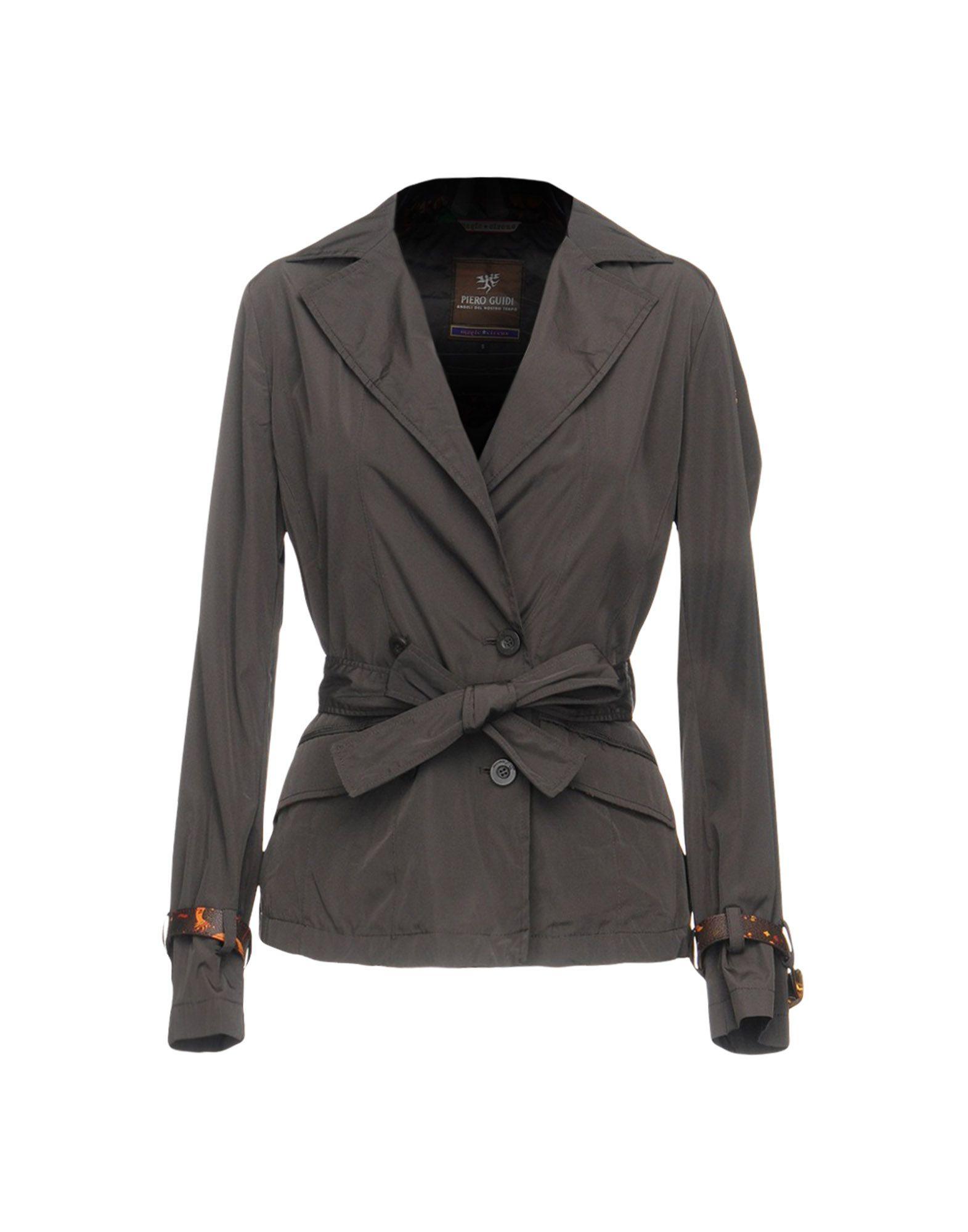 PIERO GUIDI Легкое пальто
