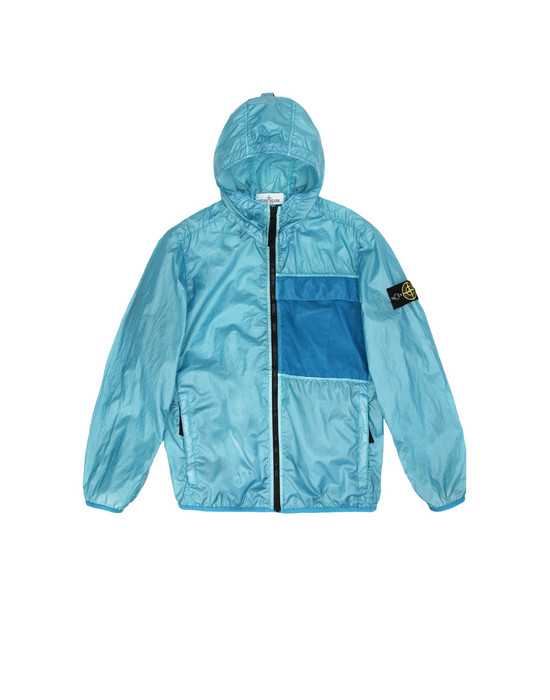 STONE ISLAND JUNIOR LIGHTWEIGHT JACKET 41230 LAMY COVER<br>PACKABLE