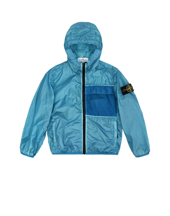 LIGHTWEIGHT JACKET 41230 LAMY COVER<br>PACKABLE STONE ISLAND JUNIOR - 0